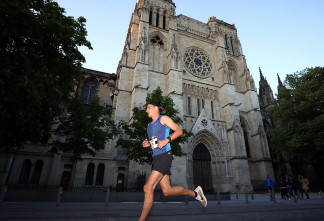 Running à Bordeaux