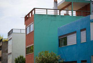 Le nouveau Bordeaux - Cité Frugès - Le Corbusier