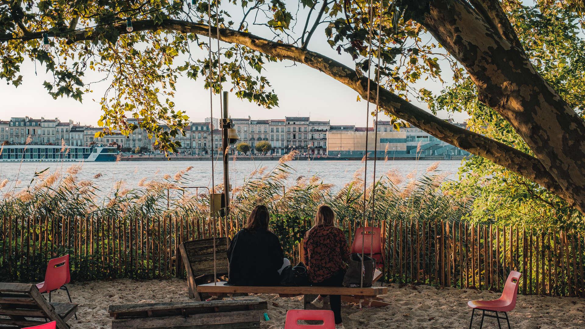 Boire Et Manger Sur Le Fleuve Bordeaux Tourisme Congres